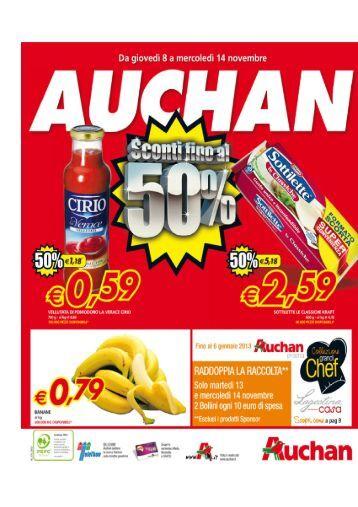 Volantino Auchan - SuperPrezzi.Roma