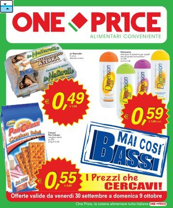 1Price 30sett Vol ok_Prova - SuperPrezzi.Roma