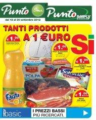 A 1 €URO - Simply Market