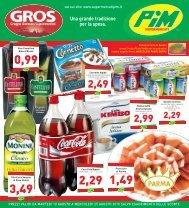 Una grande tradizione per la spesa. - Supermercati PIM