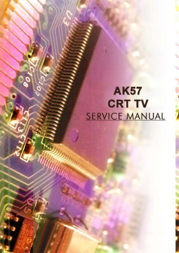 table of contents - Super TV Servis M+S