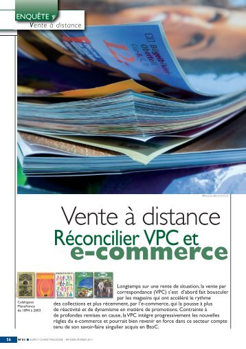 enquête - Supply Chain Magazine
