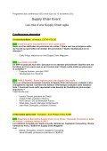 Supply Chain Event 2 jours d'exposition et de débats. - Page 2