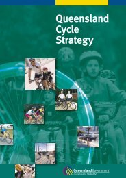 Queensland Cycle Strategy - Queensland Government
