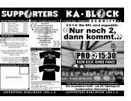 Jetzt downloaden! - Supporters Karlsruhe 1986 eV