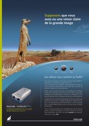 Brochure produit - Suprag AG