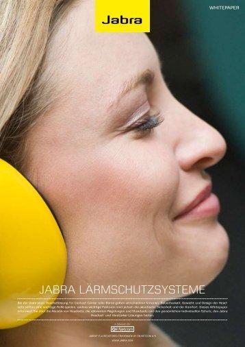 WhitePaper Lärmschutz - Suprag AG
