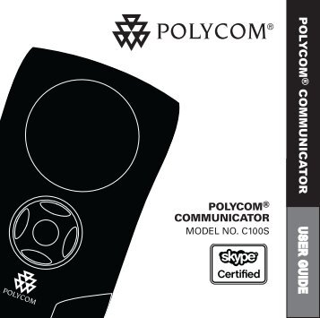 Polycom Communicator User Guide - Quantum-R Kft
