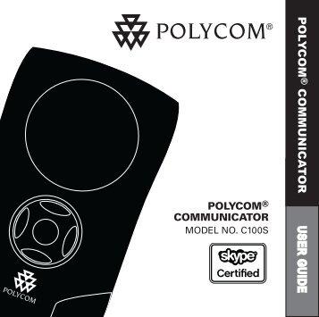 Polycom Communicator User Guide - Quantum-R Kft