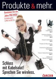 Produkte & mehr (pdf) - Suprag AG
