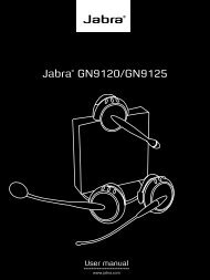 Jabra® GN9120/GN9125 - Suprag AG