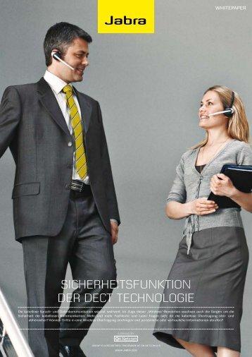WhitePaper DECT Sicherheit - Suprag AG