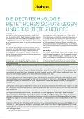 WhitePaper DECT Sicherheit - Suprag AG - Page 2