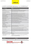Produkteblatt - Suprag AG - Page 2