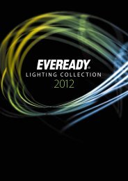 Eveready Lighting Collection - Supreme Imports