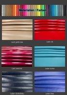 Materialien / Farben - Seite 2
