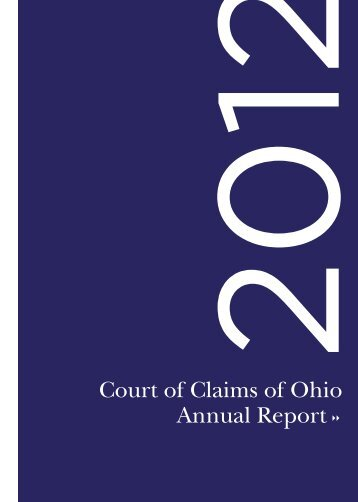 2012 Annual Report - Supreme Court