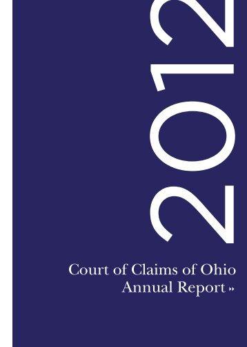 2012 Annual Report - Supreme Court