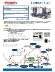 sure power marine isolator instructions for inboard