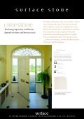 Limestone Tiles - Surface Bathrooms - Page 2