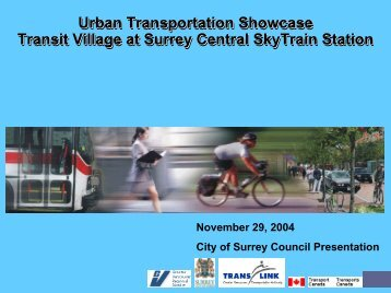 November 29, 2004 - City of Surrey