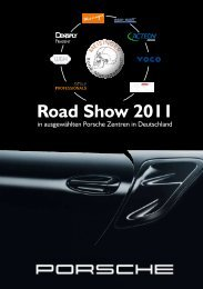 Road Show 2011 - International Bone Management® Symposia