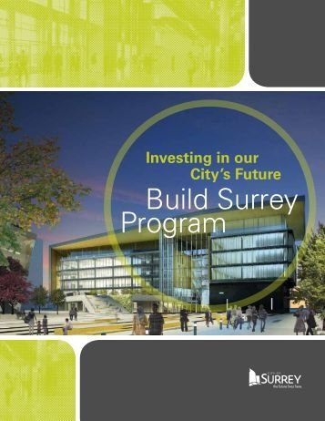 Build Surrey Program - City of Surrey