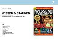 Wissen & staunen - hetsch-media-service.com
