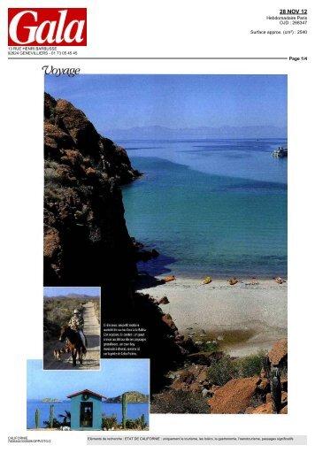 Voyage - Le blog de visitcalifornia.fr