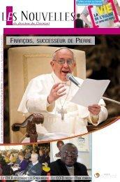 Les Nouvelles 205 - Diocèse de Clermont