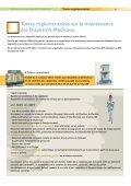 Maintenance des dispositifs médicaux Maintenance ... - Infirmiers.com - Page 4