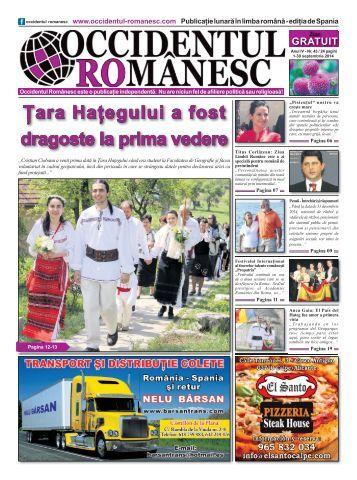 Occidentul romanesc nr. 43