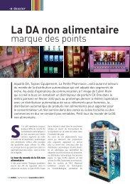 La DA non alimentaire - LMDA - Le Monde De La Distribution ...