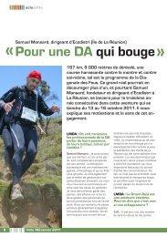 Pour une DA qui bouge - LMDA - Le Monde De La Distribution ...