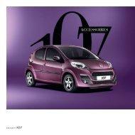 ACCESSOIRES - Peugeot