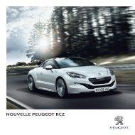 NOUVELLE - Peugeot