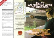 to download a leaflet and application form - Bookham Rifle Club