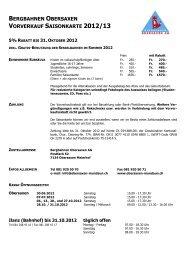 bergbahnen obersaxen vorverkauf saisonkarte 2012/13 - Surselva Info