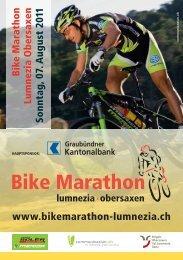 Bike Marathon - Surselva.info