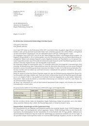 An die Aktionärinnen & Aktionäre der Bergbahnen ... - Surselva Info