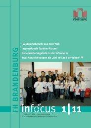 FH BRANDENBURG Praktikumsbericht aus New York Internationale ...