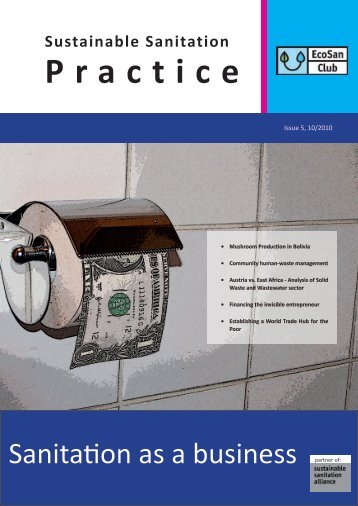Sanitation as a Business - EcoSan Club