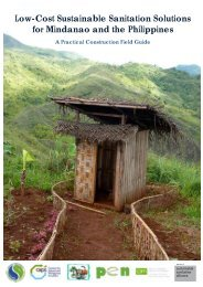 Low-Cost Sustainable Sanitation Solutions for ... - EcoSanRes