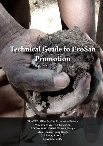 Technical Guide to EcoSan Promotion