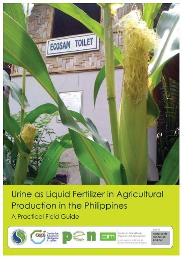 Urine as Liquid Fertilizer in Agricultural Production in the ... - SuSanA