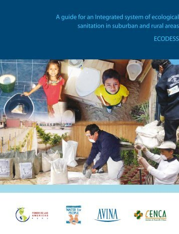 A guide for an Integrated system of ecological sanitation in ... - SuSanA