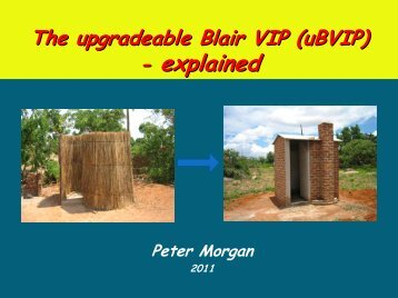 The upgradeable Blair VIP (uBVIP) - SuSanA