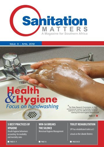 (Full-text) pdf - Sanitation Updates