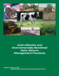 Table of Contents - Sustainable Conservation
