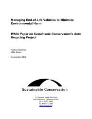 Managing End-of-Life Vehicles to Minimize Environmental Harm ...